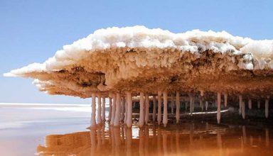 دریاچه ارومیه - دریاچه های ایران