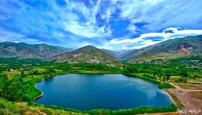 دریاچه ارومیه - دریاچه های ایران - ایران در سفر