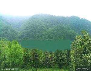 10 دریاچه معروف ایران - ده دریاچه معروف ایران - دریاچه های ایران - ایران در سفر