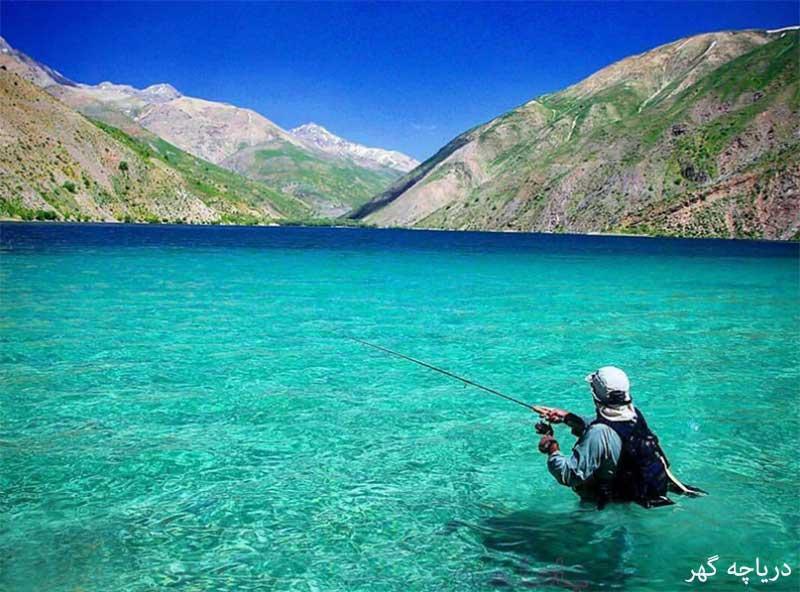 دریاچه گهر استان لرستان - دریاچه های ایران - ایران در سفر