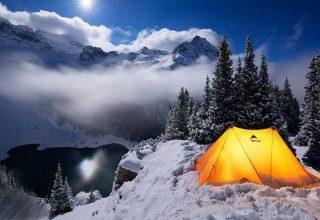 ده اشتباه رایج در زدن کمپ زدن - آموزش و راهنمای طبیعت گردی - ایران در سفر