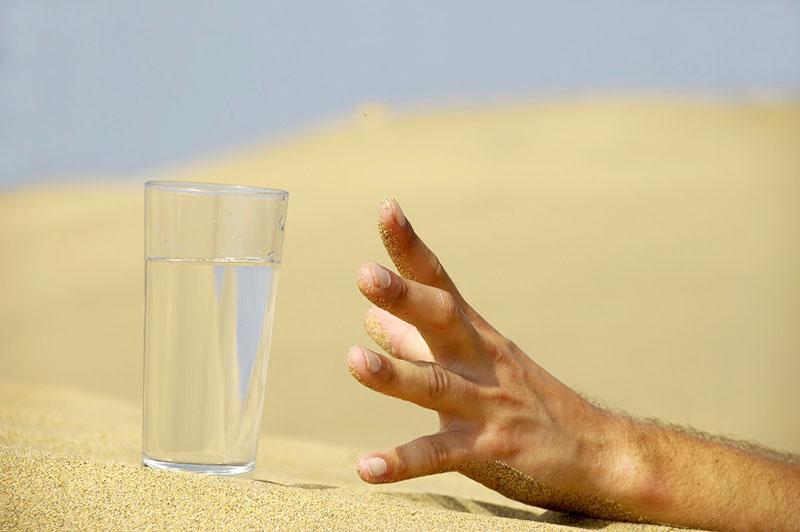 راههای رفع تشنگی بدون مصرف آب - آموزش طبیعت گردی - ایران در سفر